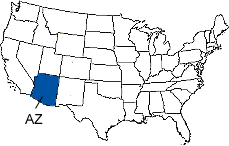 area code 928 location in the us