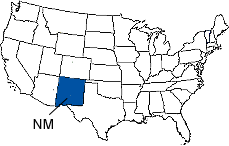 New Mexico Area Codes
