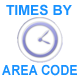 Time by Area Code