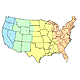 United States Area Codes